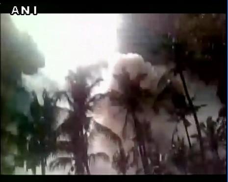 Cháy lớn tại đền thờ Ấn Độ: Ít nhất 77 người thiệt mạng - ảnh 2