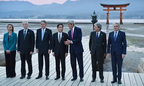 Mỹ sẽ không xin lỗi từng ném bom nguyên tử Nhật Bản - ảnh 1