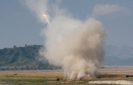Mỹ sẽ giữ 300 quân ở Philippines đến cuối tháng này - ảnh 1