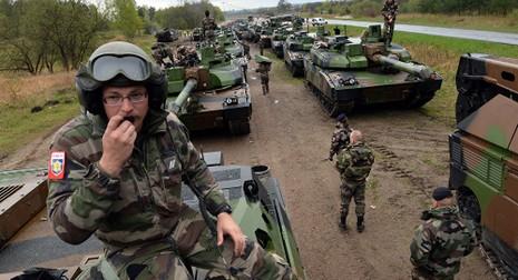 Ba Lan xem Nga là mối đe dọa hơn cả IS - ảnh 2