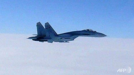 Nga bị tố chặn máy bay Mỹ theo cách 'thiếu chuyên nghiệp' - ảnh 1