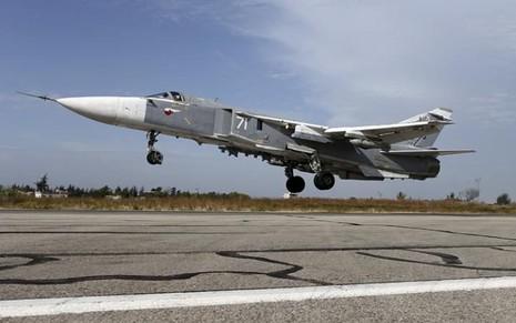 Nga lại bị tố đe dọa máy bay Mỹ hoạt động ở Syria - ảnh 1