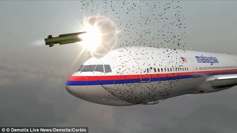 Xuất hiện giả thuyết 'gây sốc' về thủ phạm bắn hạ MH17 - ảnh 2