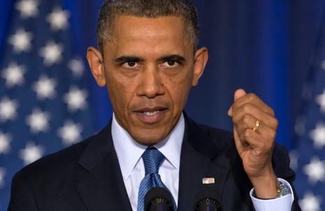 Ông Obama cáo buộc Trung Quốc 'hành xử như đứa trẻ to xác' - ảnh 1