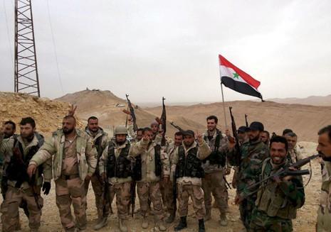 Chính quyền Assad bị tố ngầm cấu kết với IS - ảnh 1