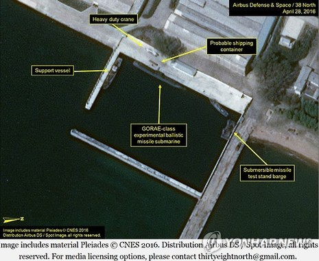 Triều Tiên tăng cường công nghệ tên lửa, Hàn Quốc cảnh giác cao độ - ảnh 1