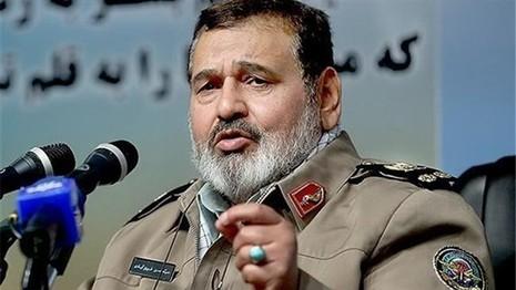 Tổng tham mưu trưởng Iran tới Syria chỉ huy liên quân - ảnh 1