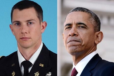 Đại úy Mỹ nộp đơn kiện Tổng thống Obama - ảnh 1