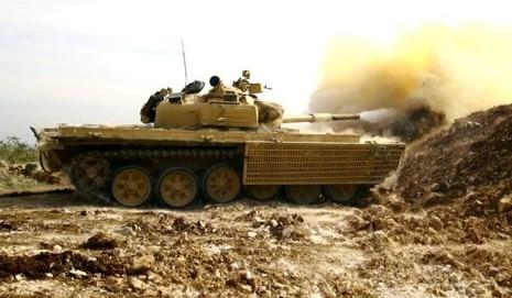 Giao tranh ác liệt ở Aleppo, 400 quân khủng bố bị tiêu diệt và bị thương - ảnh 1
