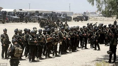 Iraq sắp mở trận chiến cuối cùng giải phóng Fallujah - ảnh 1