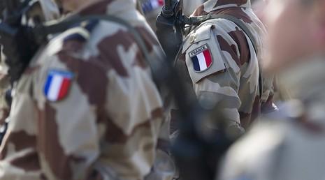 150 lính đặc biệt Pháp tham gia mặt trận Syria - ảnh 1