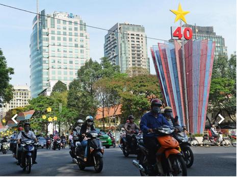 Việt Nam vào top 10 quốc gia dẫn đầu Chỉ số Hòa bình Toàn cầu - ảnh 1