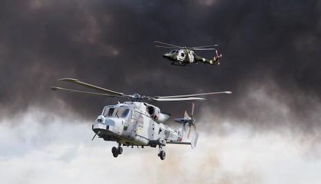 Hàn Quốc tiếp nhận 4 trực thăng săn ngầm 'Mèo rừng' - ảnh 1