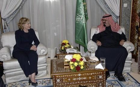 Cường quốc dầu mỏ 'rót tiền' cho Hillary Clinton tranh cử? - ảnh 1