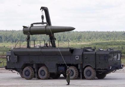 tên lửa iskander