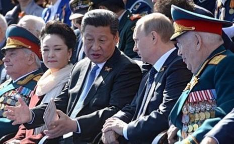 Vladimir Putin và Tập Cận Bình