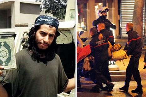 chủ mưu khủng bố Paris