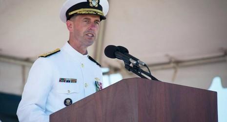 chỉ huy hải quân Mỹ