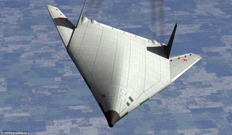 Nga chế tạo máy bay ném bom từ vũ trụ