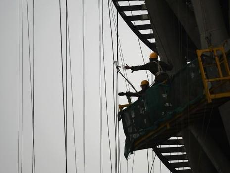 rơi thang máy ở Trung Quốc