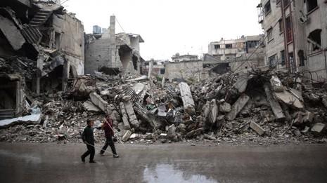 khủng hoảng Syria
