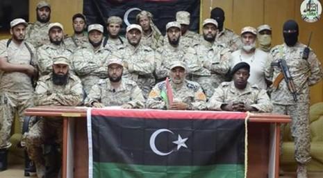 trực thăng bị bắn hạ ở Libya