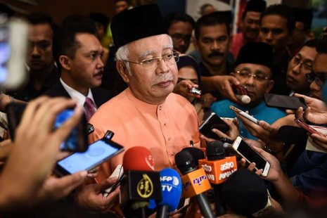 Thủ tướng Najib Razak