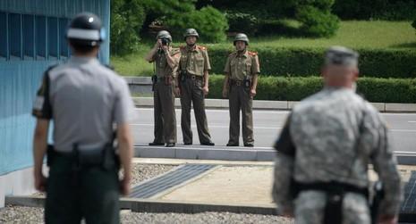 khu vực an ninh chung Triều Tiên-hàn Quốc