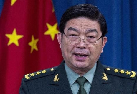 Bộ trưởng quốc phòng Trung Quốc