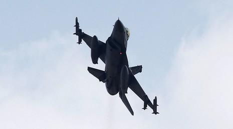 F-16 Thổ Nhĩ Kỳ