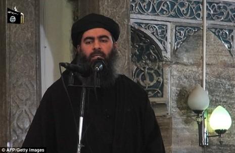 thủ lĩnh IS