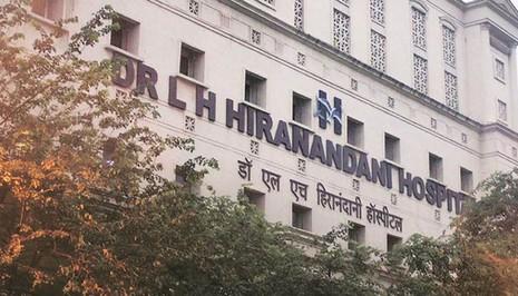Bệnh viện nổi tiếng LH Hiranandani ở Ấn Độ