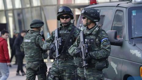 lực lượng đặc nhiệm Trung Quốc
