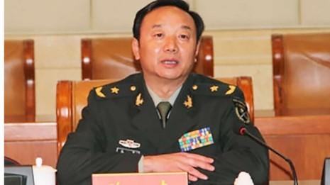 Thiếu tướng Chen Jie tự tử