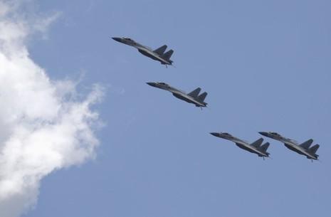 máy bay quân sự Trung Quốc