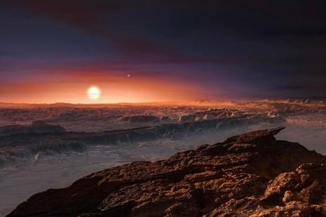 hành tinh proxima b