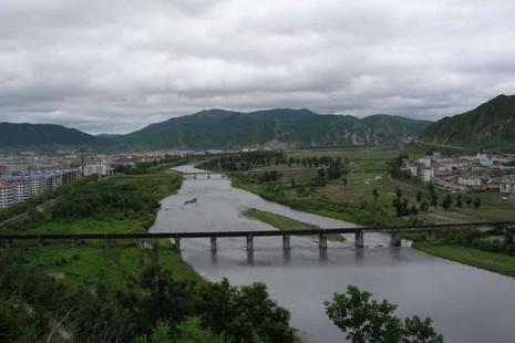 Sông Tumen, Đông Bắc Triều Tiên