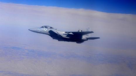 Chiến đấu cơ F-15 của Không quân Israel