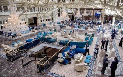 khách sạn quốc tế trump