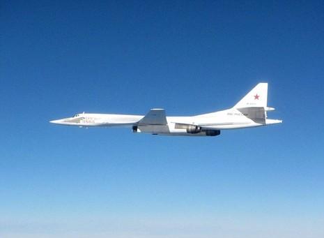 Máy bay ném bom Blackjack của Nga