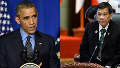 Duterte và Obama