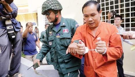 Nghị sĩ Campuchia Um Sam An