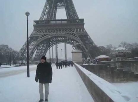 châu Âu lạnh kỷ lục