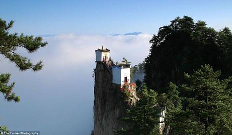 đền thờ đạo giáo Trung Quốc