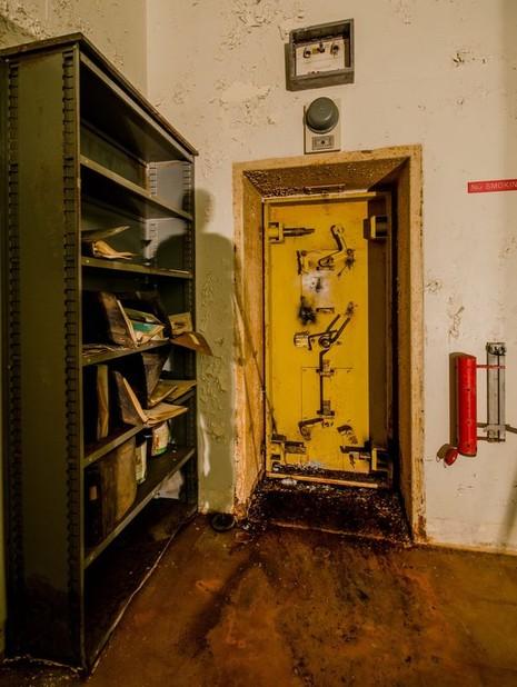 Hình ảnh bất ngờ về hầm trú bom hạt nhân 49 tuổi - ảnh 6