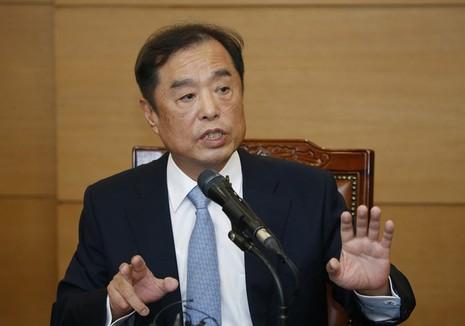 tân Thủ tướng Hàn Quốc