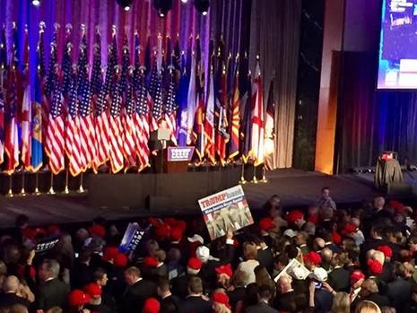 24 giờ nghẹt thở với bầu cử Mỹ - ảnh 13