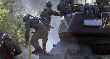 binh sĩ Cuba
