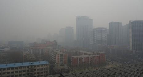 ô nhiễm Bắc Kinh