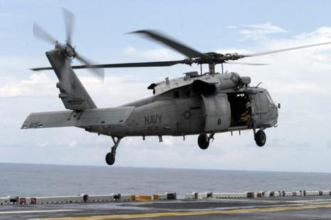 trực thăng MH-60 của hải quân Mỹ